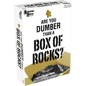 Are You Dumber Than a Box of Rocks? Card Game