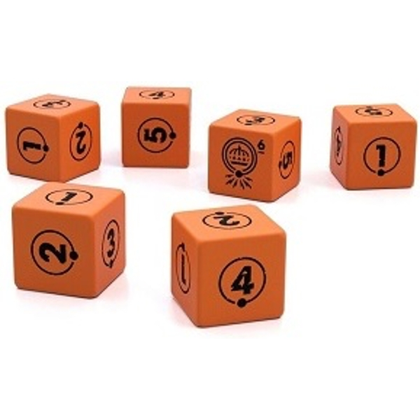 Tales from the Loop RPG: Dice Set 2019 Design
