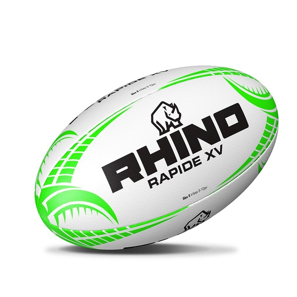 Rhino Rapide XV Rugby Ball - Size 3