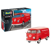 VW T1 Porsche Kastenwagen 1:16 Scale Level 5 Revell Model Kit