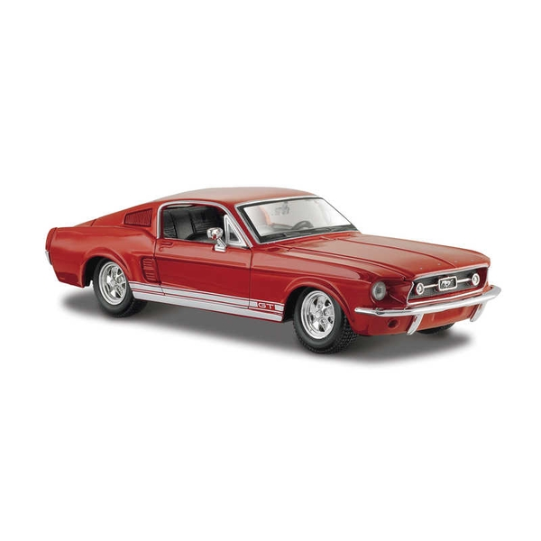 1:24 1967 Ford Mustang GT Diecast Model