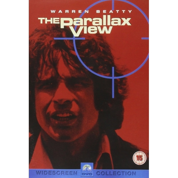 The Parallax View DVD