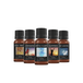 Mystic Moments Everyday Essentials Essential Oils Blend Gift Pack - Image 2