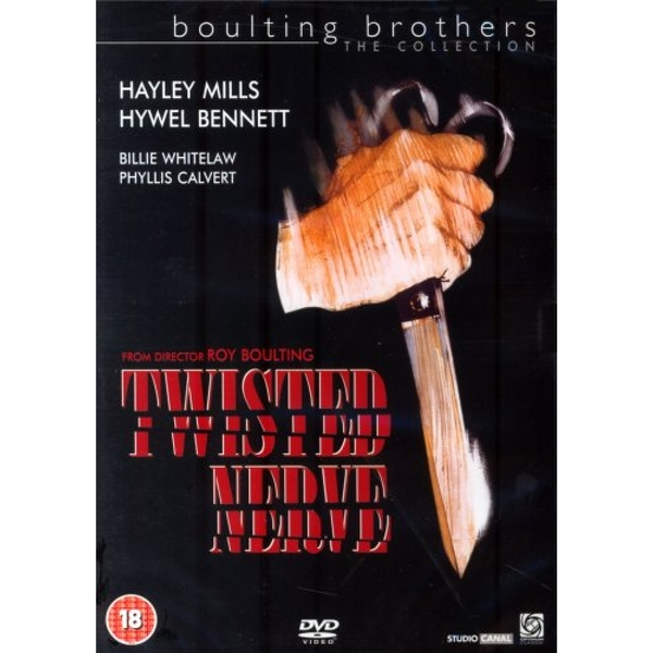 Twisted Nerve - Boulting Brothers Collection DVD