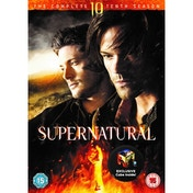 Supernatural - Season 10 DVD
