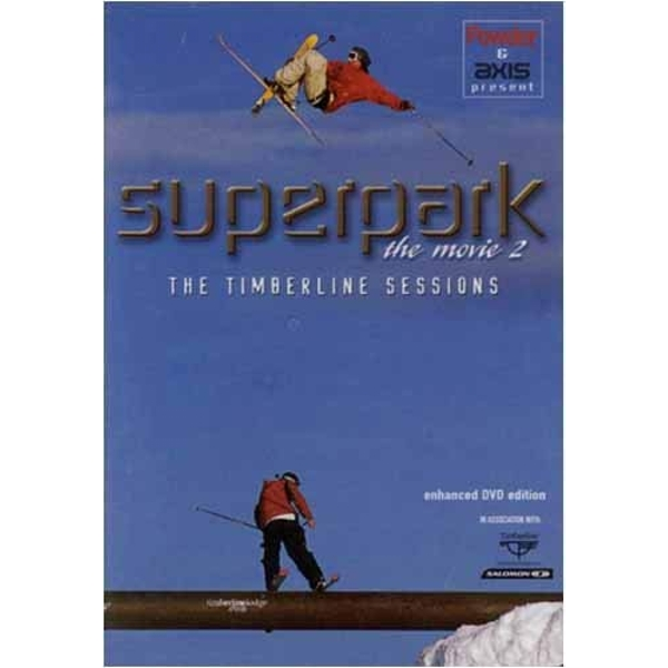 Ski-Ing - Superpark The Movie - The Timberline Sessions DVD