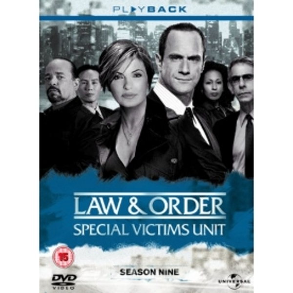 Law & Order: Special Victims Unit - Season 9 DVD