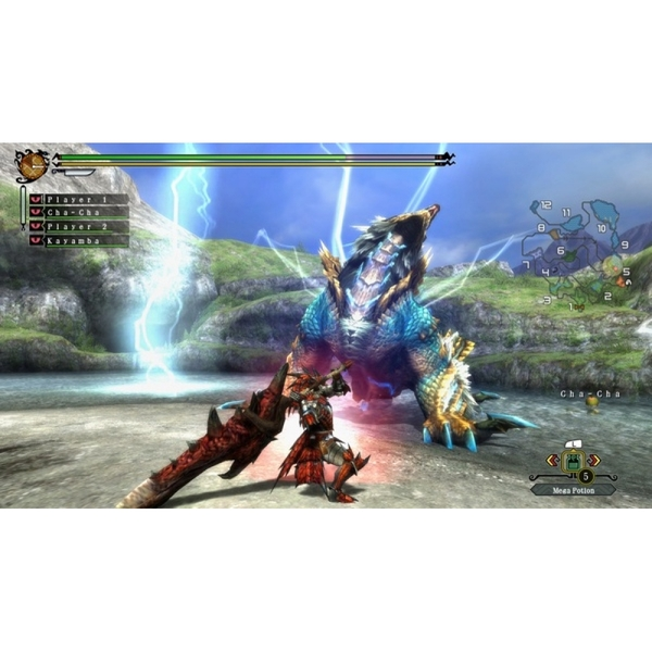 Monster Hunter 4 Ultimate 3DS Game - Image 2