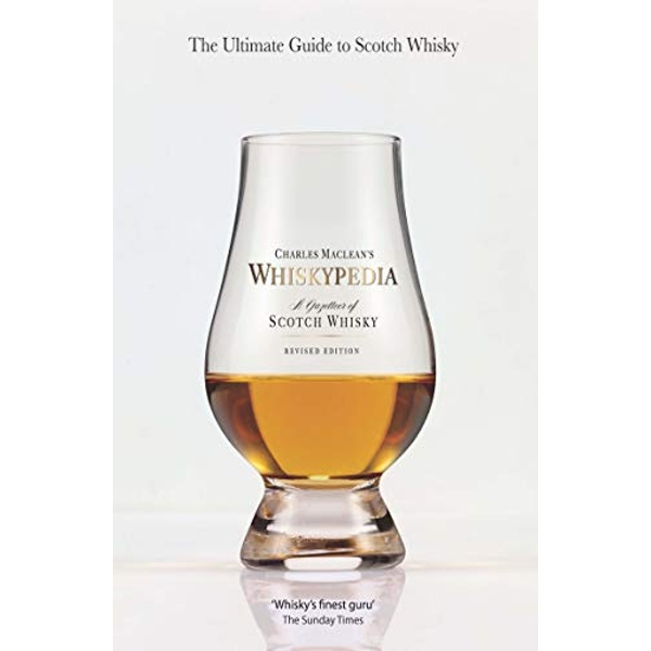 Whiskypedia A Gazetteer of Scotch Whisky Paperback / softback 2018