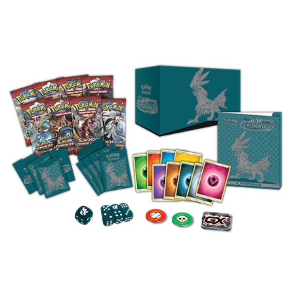 Pokemon TCG Sun & Moon: Crimson Invasion Elite Trainer Box