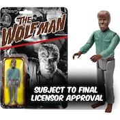 Wolfman (Universal Monsters) Funko ReAction Figure 3 3/4 Inch