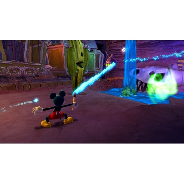 Disney Epic Mickey 2 The Power of Two Game Wii U - Image 3