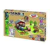 StikBot Farm Movie Set