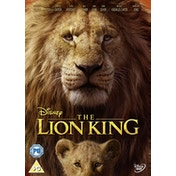 Disney's The Lion King (Live Action) DVD