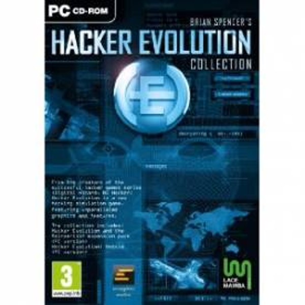 Hacker Evolution Collection Game PC