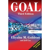 The Goal: A Process of Ongoing Improvement by Eliyahu M. Goldratt, Jeff Cox (Paperback, 2004)