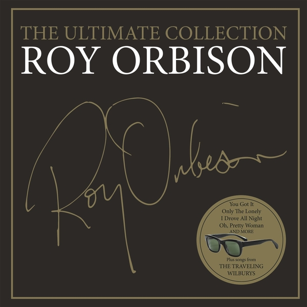 Roy Orbison - The Ultimate Collection Vinyl