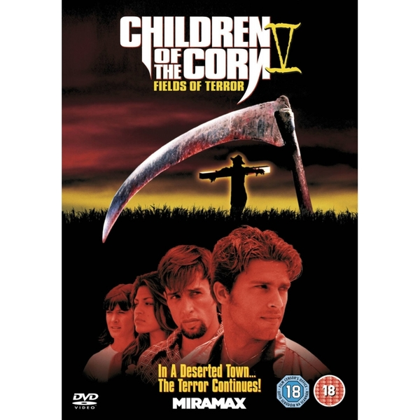 Children of the Corn V: Fields of Terror DVD