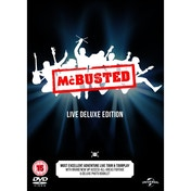 McBusted - Live Deluxe Edition DVD