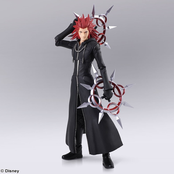 Axel (Kingdom Hearts III) Action Figure - Image 1
