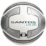 Precision Santos Lite Training Ball 350g White/Silver/Black  Size 5