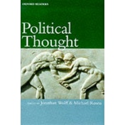 Political Thought by Oxford University Press (Paperback, 1999)