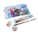 Disney Frozen Pencil Case with School Accessories Set - Image 2
