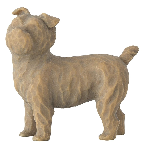 Love my Dog Small Standing (Willow Tree) Figurine