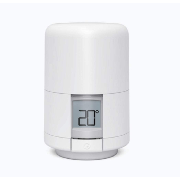 Hive UK7004240 Smart Heating Thermostatic Radiator Valve (TRV) with Smartphone Compatibility, White