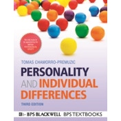 Personality and Individual Differences 3E by Tomas Chamorro-Premuzic (Paperback, 2014)