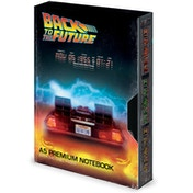 Back to the Future - Great Scott VHS A5 Notebook