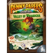 Penny Papers Adventures: The Valley of Wiraqocha Board Game