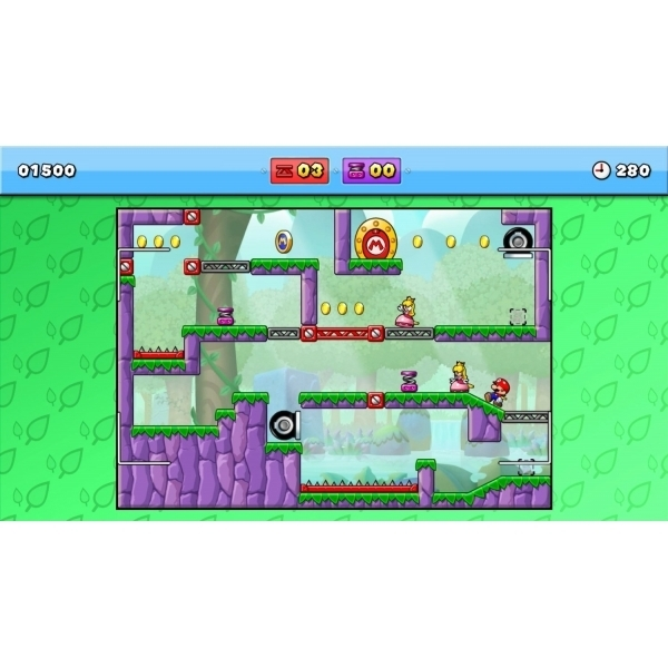 Mario vs Donkey Kong Tipping Stars 3DS Game (Code In A Box) - Image 6