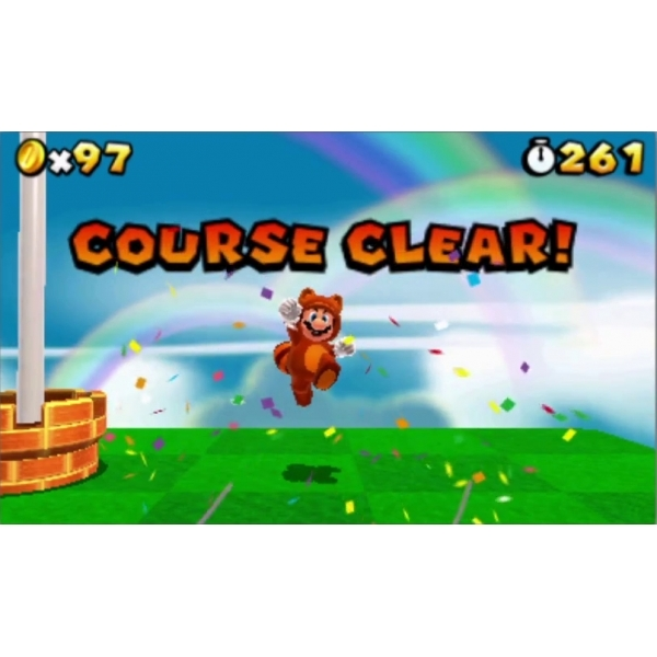 Super Mario 3D Land Game 3DS - Image 2