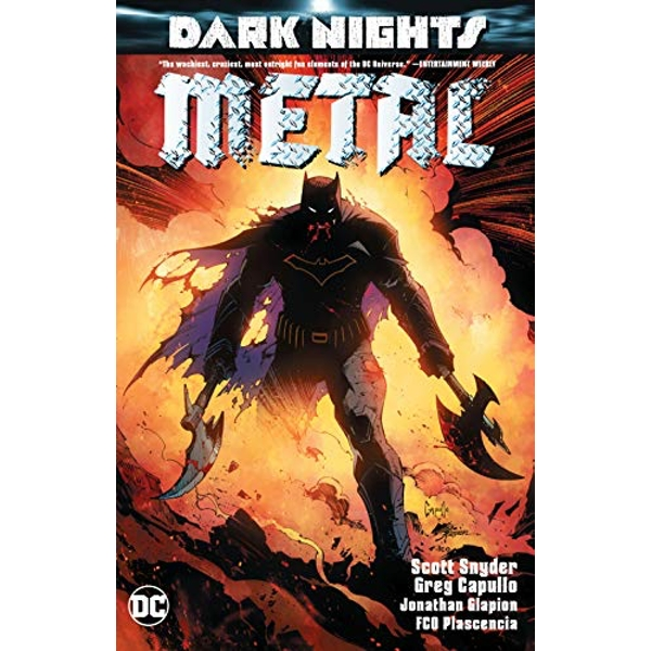Dark Nights: Metal by Scott Snyder - Paperback 2019