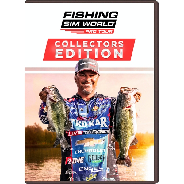 Fishing Sim World 2020 Pro Tour Collectors Edition PC Game - Image 1