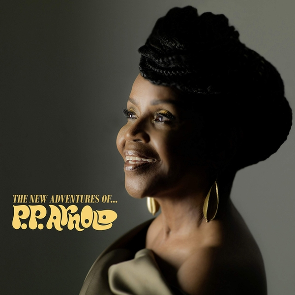 P.P. Arnold - The New Adventures Of... P.P. Arnold Vinyl