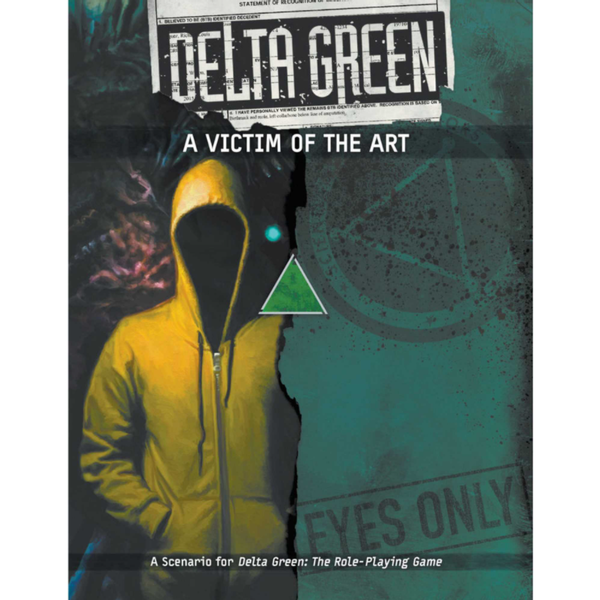 A Victim of the Art: Delta Green RPG