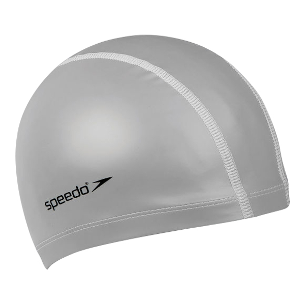 Speedo Pace Cap Silver Adult