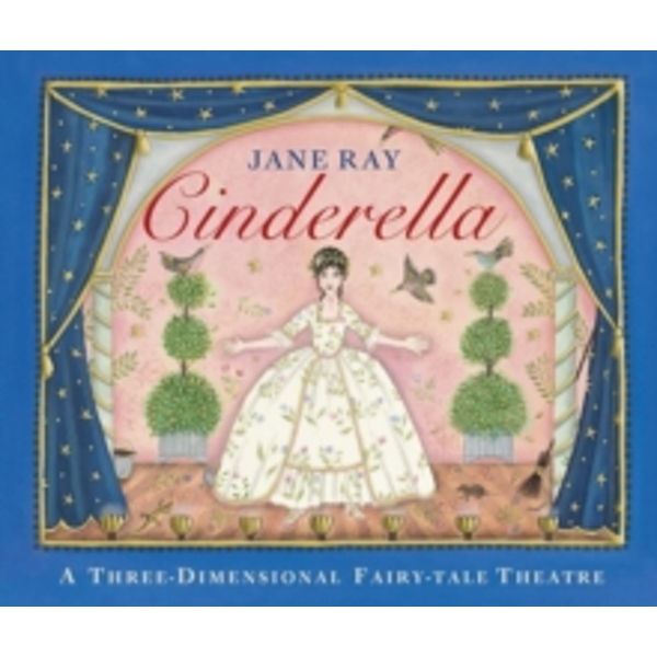 Cinderella (Three Dimensional Fairy Tale) Hardcover