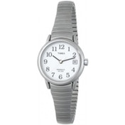 Timex Ladies Classic Expandable Watch T2H351 - Silver