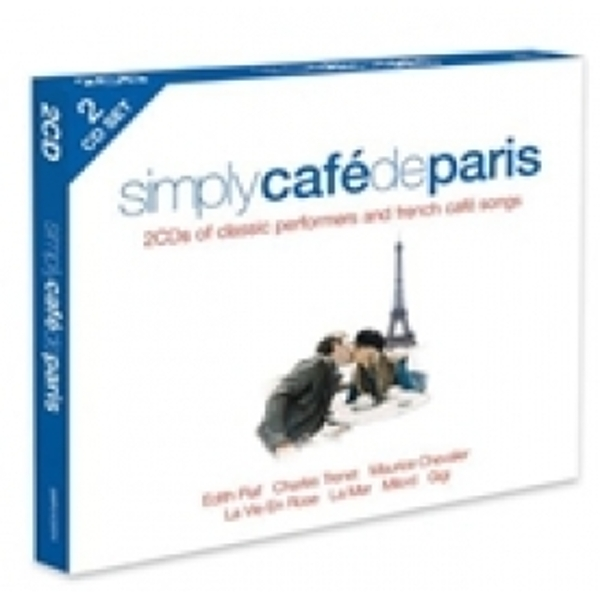 Simply Cafe De Paris 2CD