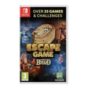 Escape Game Fort Boyard Nintendo Switch Game