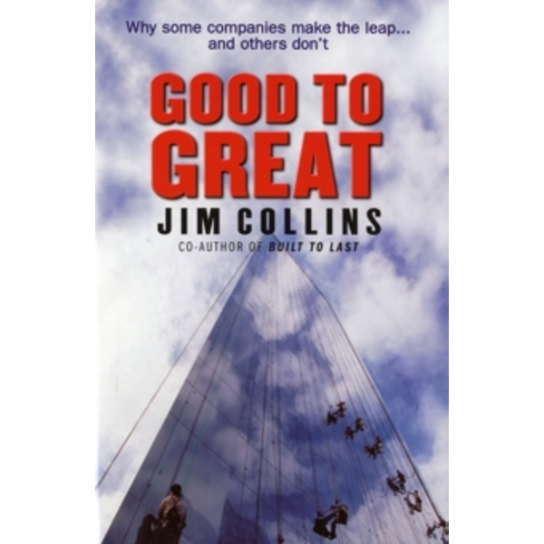 Good To Great by Jim Collins (Hardback, 2001)
