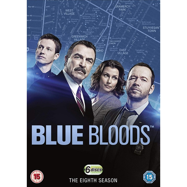 Blue Bloods - Season 8 DVD