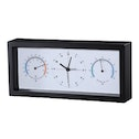 "Hama ""TH33-A"" Thermometer/Hygrometer, black"