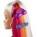 Barbie Rainbow Sparkle Hair Doll - Image 4