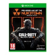 Call Of Duty Black Ops 3 III Xbox One Game (with Nuketown Map DLC)