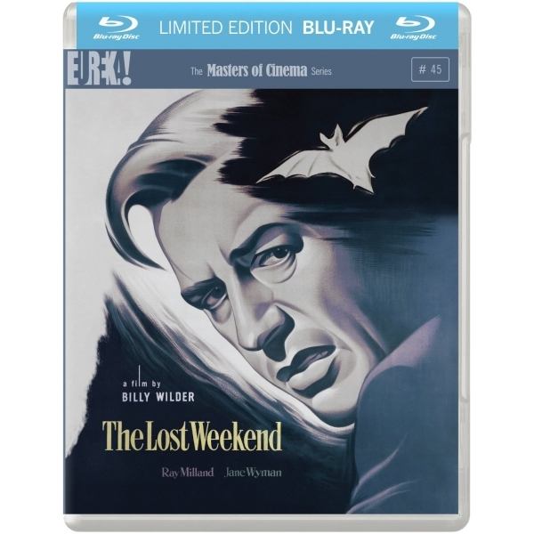 The Lost Weekend Blu-ray