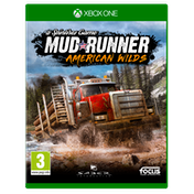 Spintires MudRunner American Wilds Edition Xbox One Game